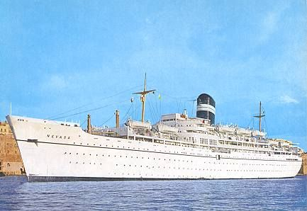 Nevasa | Ships Nostalgia