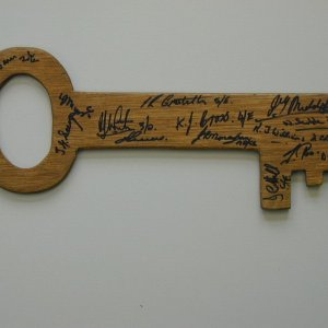 Key of the Door