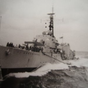 HMS Cavendish