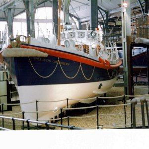 RNLB St Cybi civil service No9