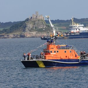 Mabel Alice in Mounts Bay 2010