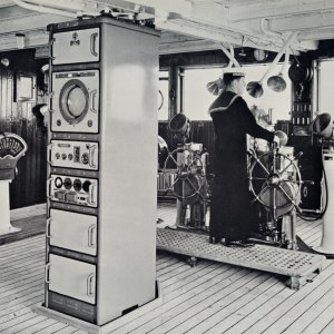Queen Mary Navigation