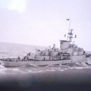West German Frigate Koln again