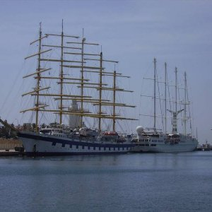 ROYAL CLIPPER-WIND STAR