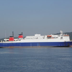 Stena Leader and Pioneer