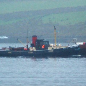 Kyles of Bute tow