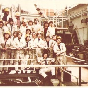 South Shields Marine & Tech circa 1973