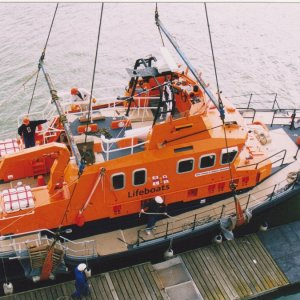 Rosslare Harbour Lifeboat