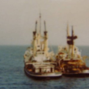 LLOYDSMAN-EUROMAN off North Africa 1975ish