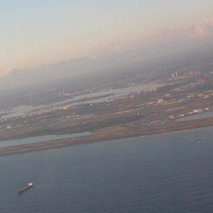 Honolulu Airport & Pearl Harbour