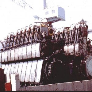 Ruston AO Engines