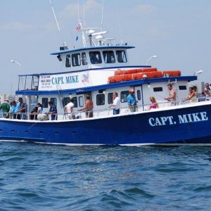 Capt Mike, Fishing Charter Vessel