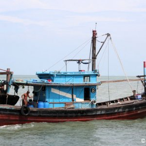 Penang Fishing Boat