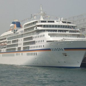 Europa at Kowloon March 2008