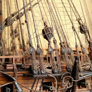 Seventy Four Gun Ship/Model Ship