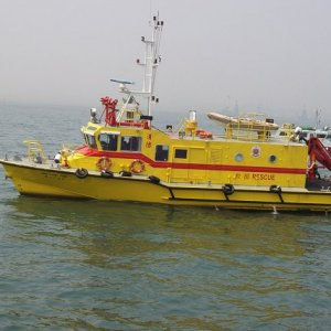 Diving Support Vessel in Hong Kong