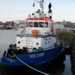 Voe Chief at Ramsgate Feb 4th 2010