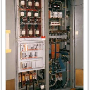 D.S Petrel Electric switch board