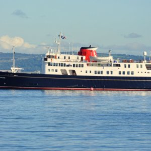 Hebridean Princess.