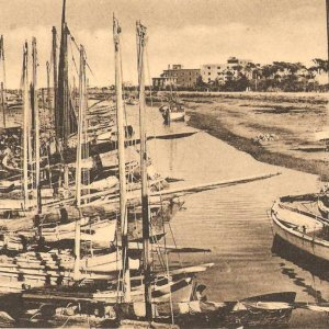 Harbour of Bellaria  (Rimini)