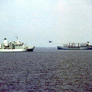 RFA FORT AUSTIN and RFA TIDEPOOL