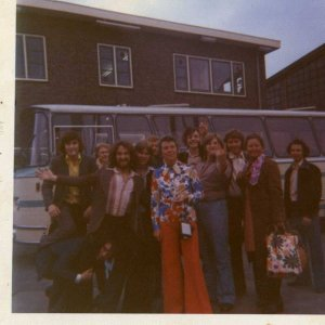 City of Canterbury  Home Leave 1974