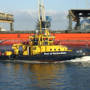 Port of Rotterdam   RPA 13