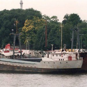 ILEN at the Parkkade 10.6.90.