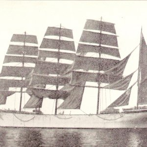 Great Italian Sailing Ships