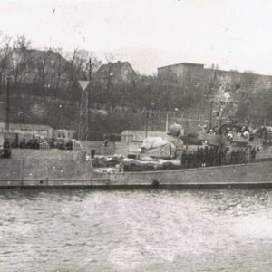 small anti-submarine ship 74