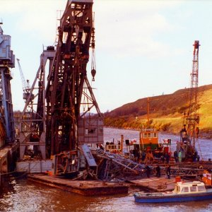 Salvage of Crane