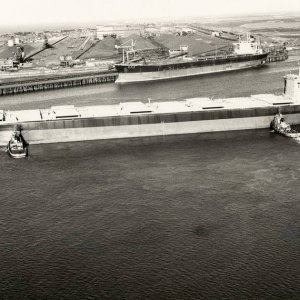 Iron Somersby in Port Hedland, 1972