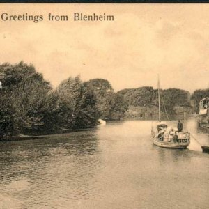 Blenheim c. early 1900's