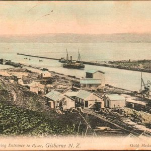 Port of Gisborne