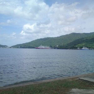 Chaguaramas Bay East