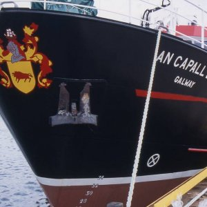 Line-fishing-vessel An Capall Ban