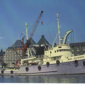 Bon Entente_Tug_Ocean Salvage and ship towing