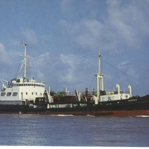 Bleasdale-suction-dredger