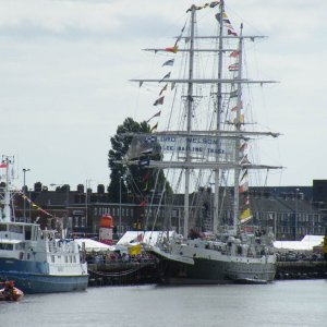 The Lord Nelson (Jubilee Sailing Trust)