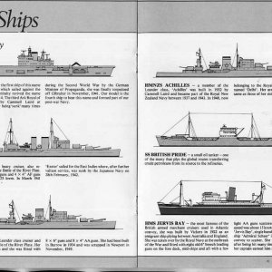 Scarborough's Naval Warfare- Ships