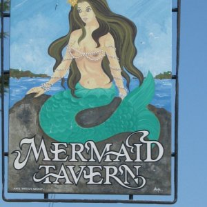 Mermaid, Sark