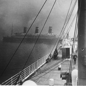 SS Vaterland - SS Leviathan