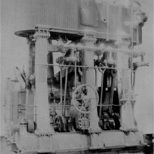 triple compound engine