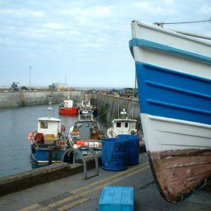 Seahouses, Northumberland