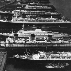 Luxury Liner Row - New York City
