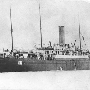 Montreal as a troopship