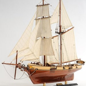 1800's Baltimore Clipper