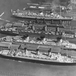 Wartime Liners 1939