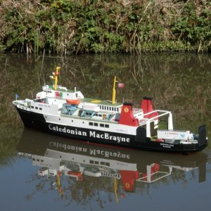 'Hebridean Isles' in Union Canal (2)