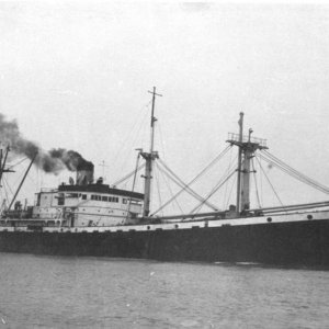 Liberty ship Samota
